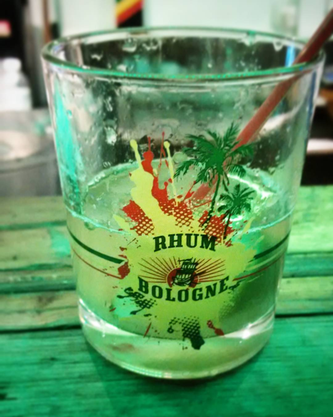 When on the island, you must partake like they do on the island - Ti Punch. Be careful, these can sneak up on you after a few and some sun!!