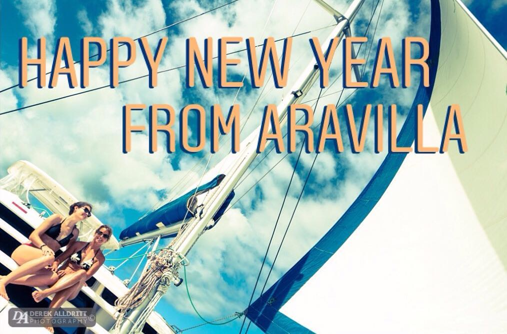 Wishing everyone a happy new year and a fantastic 2019. Is this the year you join us on ARAVILLA?
